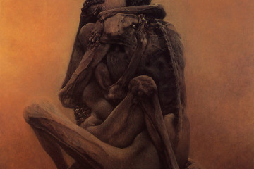 800px-Untitled_painting_by_Zdzislaw_Beksinski_1984